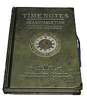 """Блокнот А5  3287 """"Time notes"""" Часики(13*20см) 128л.4 дизайна, фото 1"""
