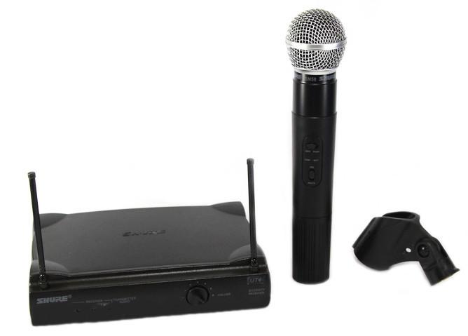 Радиосистема Shure DM 58 SM Микрофон