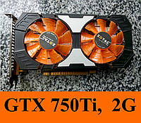 Видеокарты Zotac GTX 750ti, 2Gb, 128bit, GDDR5  HD 6970 7850 7950 6990 GTX 660 670 580