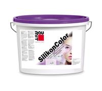 Силиконовая краска фасадная BAUMIT Silikon Color (22,4кг)