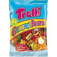 Жувальні цукерки Trolli Gummi Bears 200g (10шт/ящ)