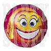 Фольгированный шар Мисс Смайлер, 44 см