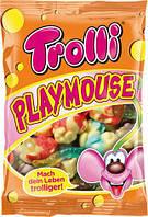 Жувальні цукерки Trolli Playmouse 200g (10шт/ящ)