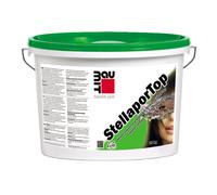 "BAUMIT  StellaporTop Силикон-силикатная фасадная штукатурка ""Короед"" 2мм (25кг)"