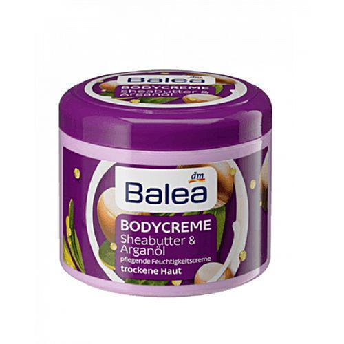 Крем для тіла Balea Масло дерева Ші (Каріте) Арганова олія 500мл.