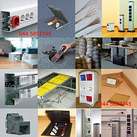 Патч-панели DKC, marshall-tafflex,BAKS,Legrand,ecoplast