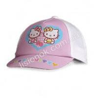 Кепка детская Hello Kitty, 48см