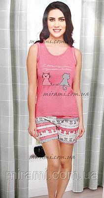 Летние пижамы с шортами оптом по супер цене