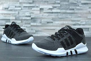 Мужские кроссовки в стиле Adidas EQT Running Support ADV, фото 3