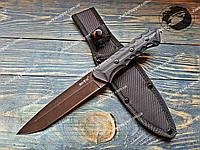 Нож нескладной 01270 Тактический Штурмовик