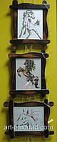 Набор Интерьерных зеркальных картин (3 шт. в наборе), фото 1