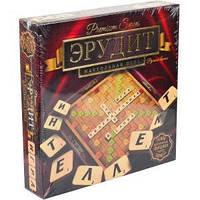 Игра Эрудит Premium деревянные фишки GER01