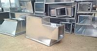 Вентиляция зданий и производственных помещений