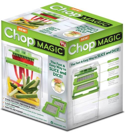 Измельчитель продуктов Chop Magic