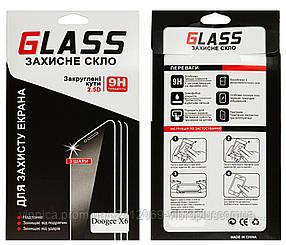 Защитное стекло для Doogee X6 (0.3 mm, 2.5D)