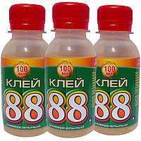 Клей 88 универсальный 100ml для резины, металла, кожи и ткани