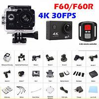 Экшн камера F60R / Action camera 4k