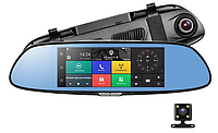 Зеркало Авто регистратор K35 DVR 3G Android