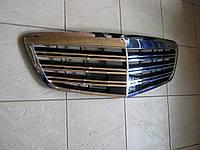 """Решетка радиатора """"AMG S63"""" Mercedes S-class W221"""