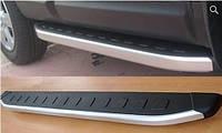 """Пороги боковые """"ALLYANS"""" для Range Rover Sport 2009-2013"""