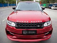 Обвес Startech на Range Rover Sport 2013