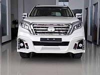 Обвес WALD для Toyota Land Cruiser Prado 150