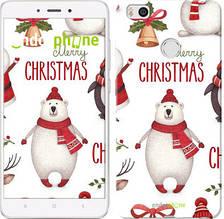 "Чехол на Xiaomi Redmi Note 5A Prime Merry Christmas ""4106c-1063-851"""