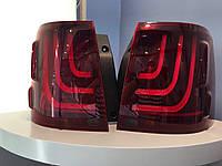 Задние фонари в стиле Glohh на Range Rover Sport 2009-2013