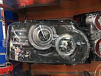 Передние фары Range Rover Voque 2010-2013 (оригинал)