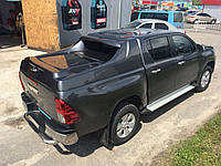 Крышка кузова Toyota Hilux 2015-... (без фонарей)