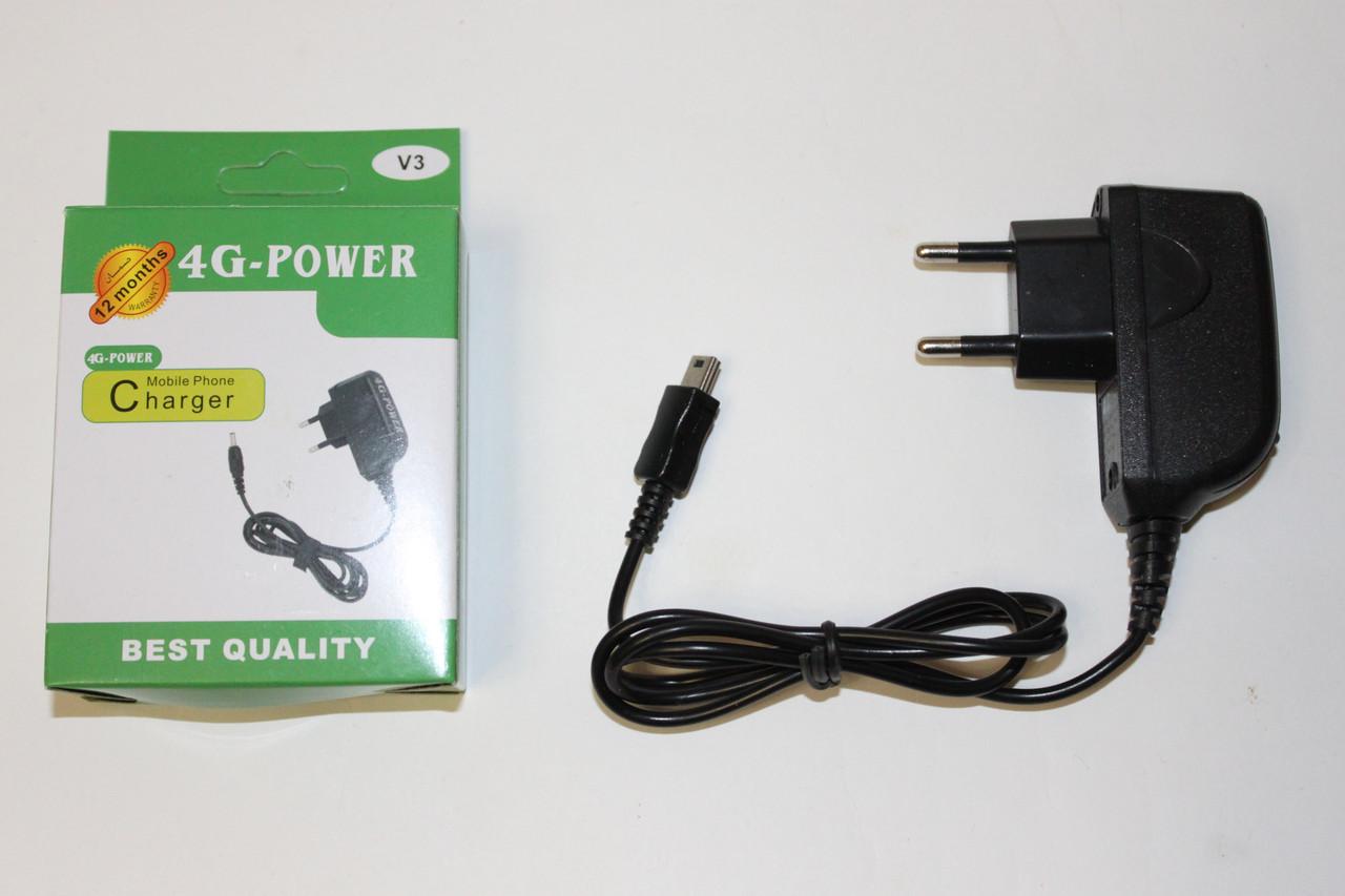Зарядное устройство MiniUsb (V3)