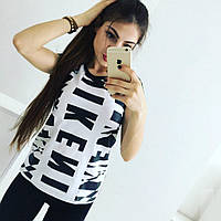 "Стильная молодежная футболка "" Nike "" Dress Code"