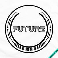 Термоперевод на капри Future [7 размеров в ассортименте] (Тип материала Матовый)