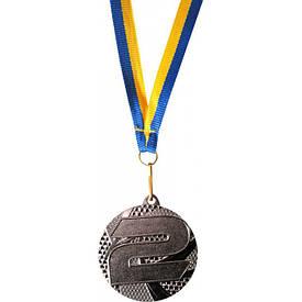 Медаль 6150 серебро