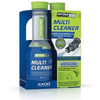 XADO Atomex Multi Cleaner Ефективний очисник паливної системи Бензин і LPG балон 250 мл XA40013