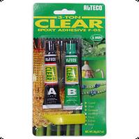 ALTECO 3TON CLEAR епоксидний клеючий засіб 5 хв. 20г