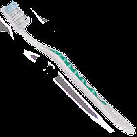 Зубная щетка Pearl White Trisa, средней жесткости
