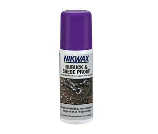 Средство по уходу за обувью Nikwax Nubuck & suede proof 125 ml 2015