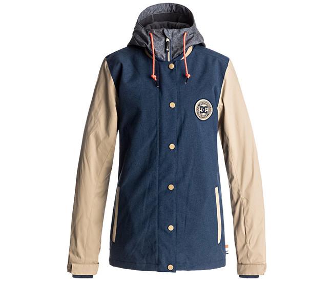 Сноубордическая куртка DC (EDJTJ03027) DCLA Wmn Jkt J SNJT 18 - Интернет  супермаркет 00a37264b72