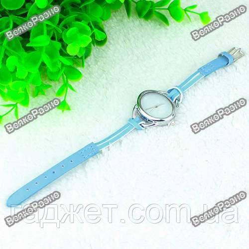 Молодежные часы JULIUS голубого цвета