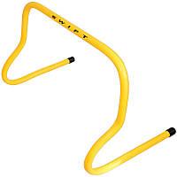 Барьер тренировочный SWIFT Mini hurdle, 32 см (желтый)