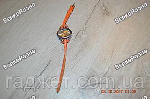 Молодежные часы JULIUS оранжевого цвета. Наручные часы., фото 2