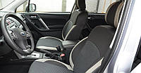 Авточехлы из экокожи для салона Chevrolet Lacetti '03-12 SDN/HB (Seintex)