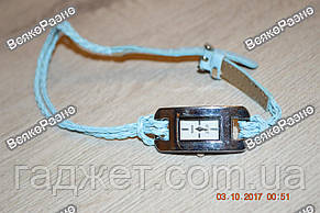 Стильные женские часы IEKE голубого цвета. Женские наручные часы., фото 2