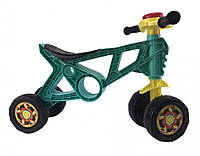 Мотоцикл Беговел детский 4-х колесный Орион 188 Бирюза