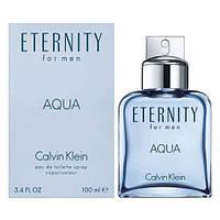 Мужская туалетная вода Calvin Klein Eternity Aqua Men 100 мл (Турция)