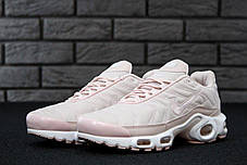 Кроссовки женские Найк Nike Air Max Plus TN light Pink. ТОП Реплика ААА класса., фото 2