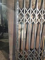 Раздвижные решетки без покраски