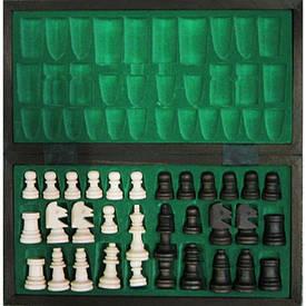 Игра шахматы деревянные подарочные SZ130  MAGIERA (34cm)