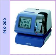Штамп-часы путевые Amano Pix-200